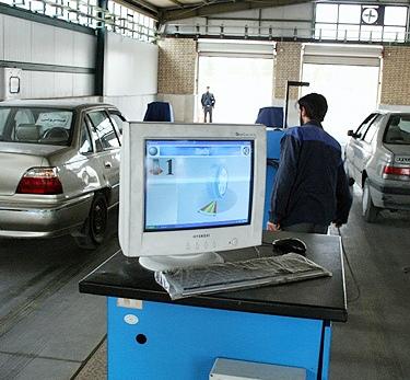 افزایش تجهیزات؛ راهکار جلوگیری از خرید و فروش برگه معاینه فنی خودرو