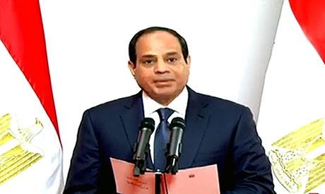 السیسی به عنوان رییس جمهوری مصر سوگند یاد کرد