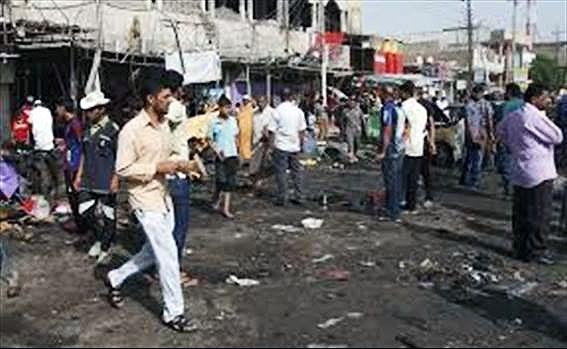 ۸۰ کشته و زخمی حاصل ۲ انفجار در نزدیکی مقر حزب طالبانی