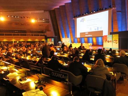 نشست مقدماتی چهارمین اجلاس بین المللی جامعه اطلاعاتی آغاز به کار کرد