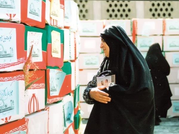 تقدیر از مادران  چشم بهراه در ۴۰نقطه پایتخت