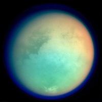 قمر زحل ، تیتان