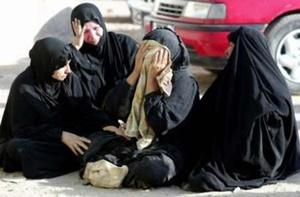 داعش زنان