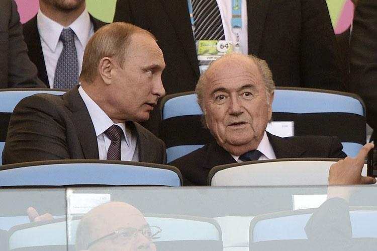 تصاویر متن و حاشیه از فینال جام جهانی فوتبال ۲۰۱۴