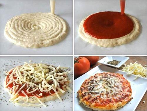 ناهارو شام خود را پرینت کنید!