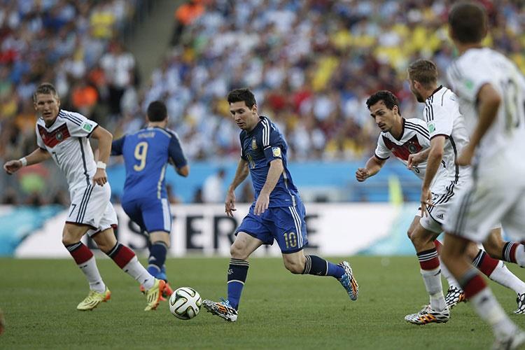 فینال جام بیستم؛ جام جهانی ۲۰۱۴