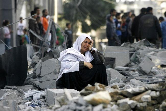 اعتراض شدید کارگردانان اسراییلی به بمباران و کشتار مردم غزه