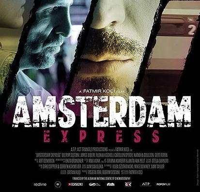 قطار آمستردام