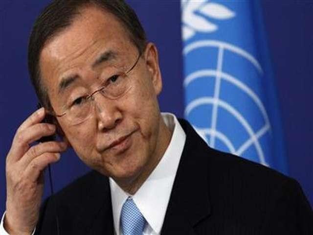 درخواست دبیرکل سازمان ملل برای تحریم داعش