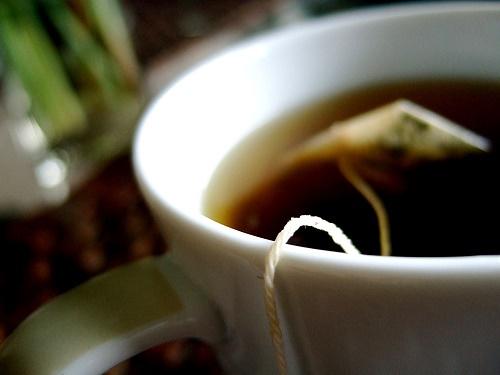 چای کیسهای دشمن دندان است