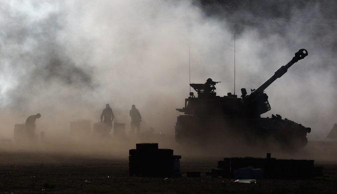 رژیم صهیونیستی یورش زمینی به غزه را آغاز کرد