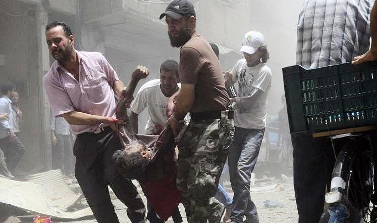 آمار شهدای غزه به ۴۰۰ تن رسیده است