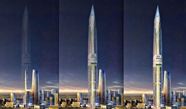 برج نامرئی