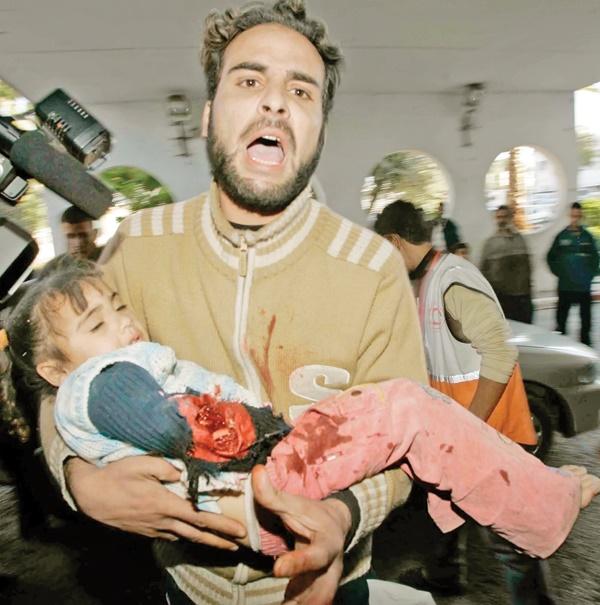 قربانیان اصلی جنگ