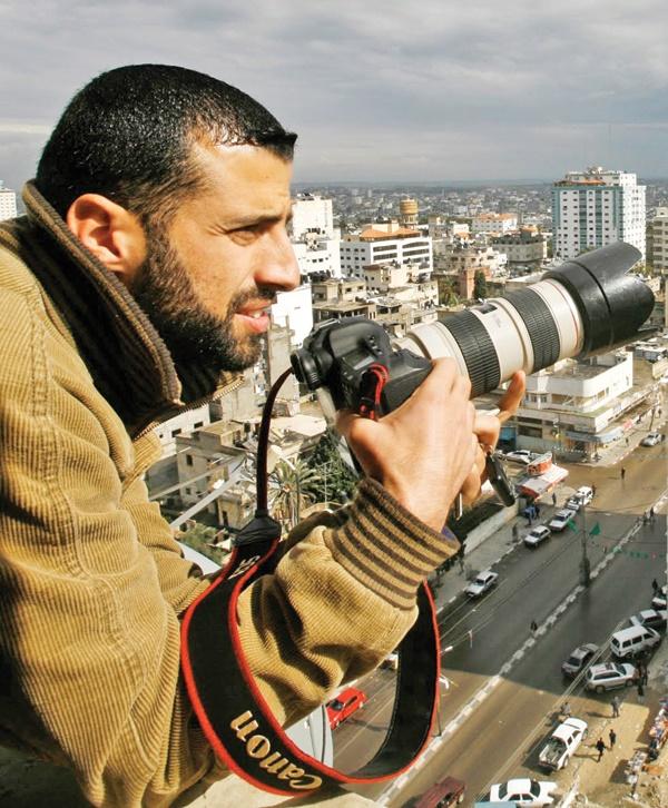 سالم صالح جادالله، عکاس و گزارشگر خبرگزاری رویترز
