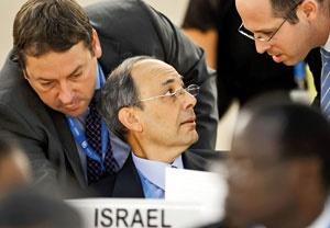 نماینده اسرائیل
