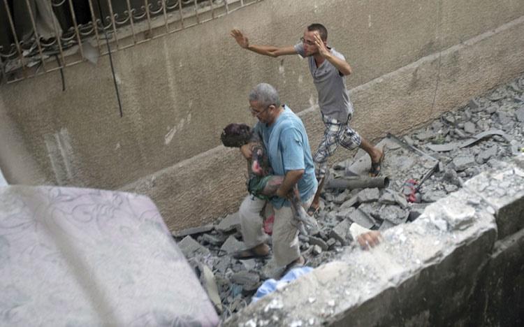 آن سوی غزه؛ در حومه وجدانهای فروخفته حقوق بشریها