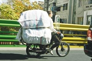 اعطای وام برای برقی شدن موتورسیکلتها