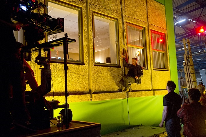 مجموعه تصاویر پشت صحنه فصل نهم سریال ۲۴