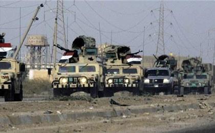 ادامه پیشروی ارتش عراق و پاکسازی صلاح الدین ازتروریست ها