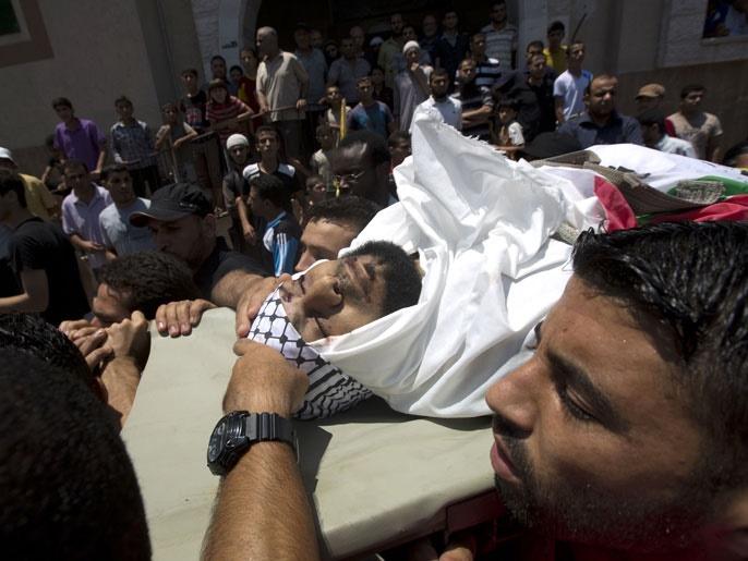 ۹ شهید در حمله هوایی رژیم صهیونیستی به نوار غزه