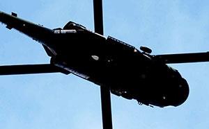 سقوط مرگبار بالگرد نظامی با ۲۱ سرنشین در ویتنام