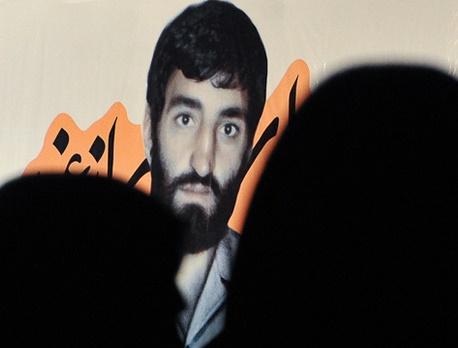 پیکر حاج احمد متوسلیان در تهران است؟