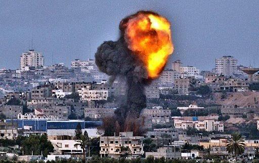 شهادت ۱۱ فلسطینی در حملات صهیونیستها