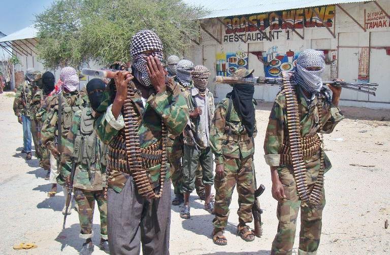 الشباب کاخ ریاست جمهوری سومالی را تصرف کرد