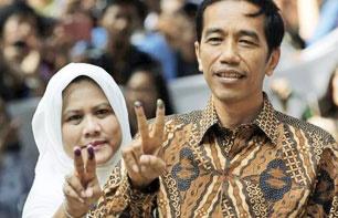 تشکیک انتخاباتی، این بار در اندونزی