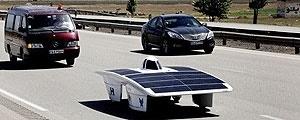 خودروی خورشیدی ایران بهترین تیم مسابقات جهانی آمریکا شد