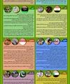 گرافیک اطلاع رسان؛ سنتهای عید فطر در جهان
