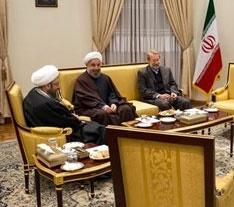 نشست مشترک سران قوای سهگانه برگزار شد