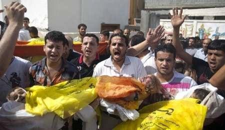 آمار شهدای غزه به یک هزار و ۹۴۴ نفر رسید