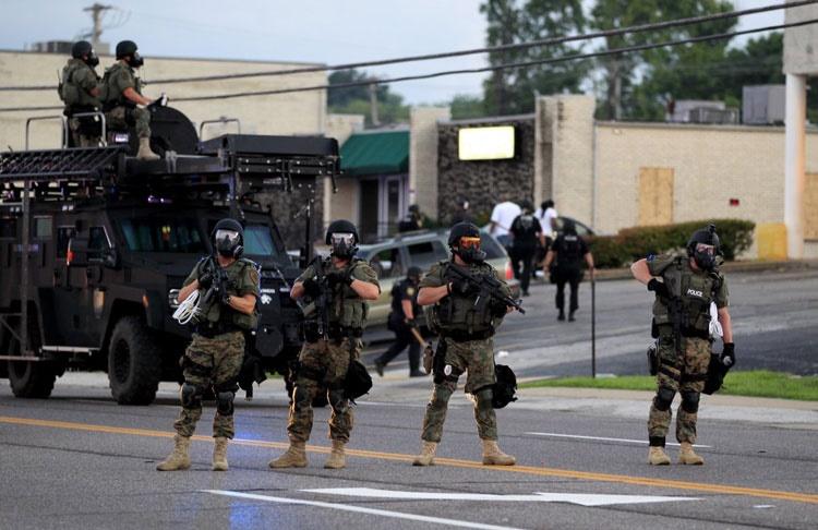 اعتراض سراسری به نژادپرستی پلیس آمریکا