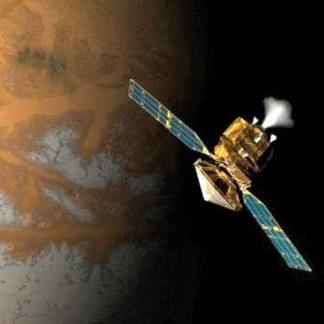 مدارگرد مریخ هند در راه مقصد