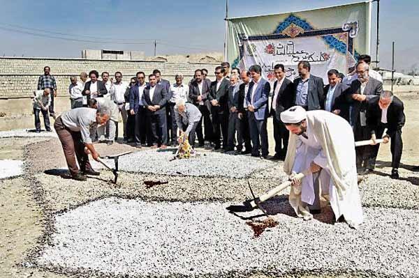 ساخت بوستان ۲۳هکتاری مادر در جنوب غرب تهران