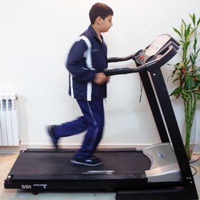 ورزشکارانی با بدنهای بوفالویی