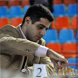 قائم مقامی قهرمان شطرنج اپن کانادا شد