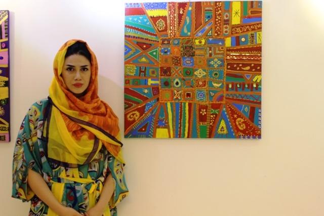 خاطرات ایرانی در گالری عقیلی