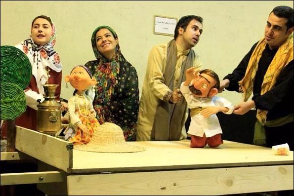 دختر کدو زری به جشنواره عروسکی میآید