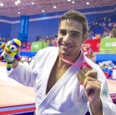 صفویه نخستین طلای المپیکی جودو و دومین طلای نانجینگ را کسب کرد