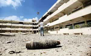 کودکان غزه مدرسه ندارند