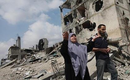 احتمال برقراری آتش بس پایدار در غزه؛ افزایش تعداد شهدا به ۲۱۲۳ نفر
