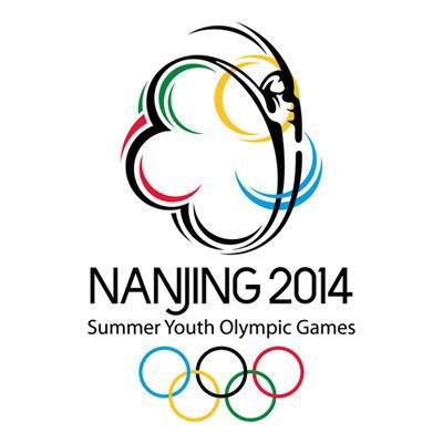 Nanjing ۲۰۱۴ Logo