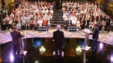 برگزاری آخرین مناظره تلویزیونی در مورد همه پرسی استقلال اسکاتلند