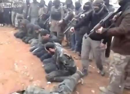 داعش در سوریه مرتکب جنایت علیه بشریت شده است