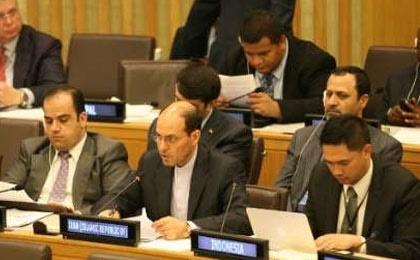 بیانیه مشترک جنبش عدم تعهد، گروه ۷۷ و چین درباره غزه