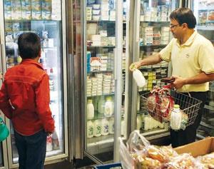 تشدید کم فروشی و عرضه چند نرخی خوراکیها