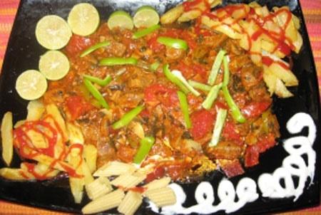 آشنایی با روش تهیه راگوی سبزیجات
